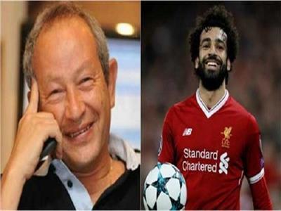 ماذا قال «ساويرس» عن هدف «صلاح» الـ50 في الدوري الإنجليزي؟