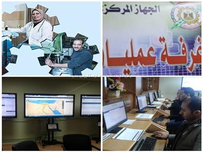«عمليات الإحصاء».. متابعة مستمرة لـ1200 باحث للتعداد الاقتصادي لحصر 350 ألف مشروع