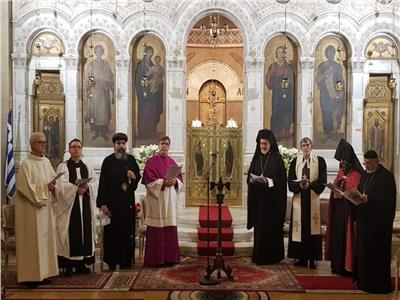 الكنيسة الأرثوذكسية تشارك في اجتماع صلاة لأجل الوحدة بباريس