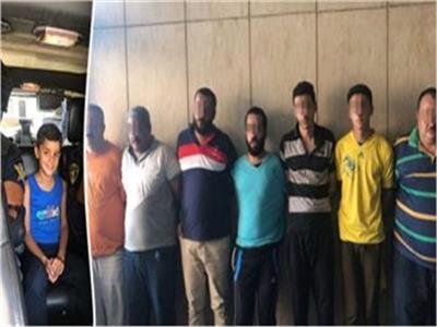 تأجيل محاكمة المتهمين بخطف «طفل الشروق» لـ28 أبريل