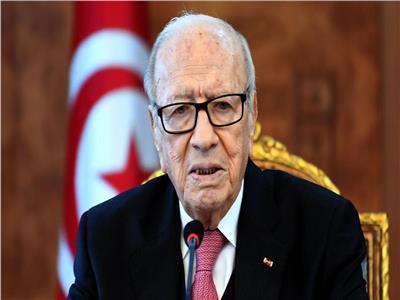 الرئيس التونسي: دولة فلسطينية مستقلة شرط استقرار المنطقة.. والجولان «أرض محتلة»