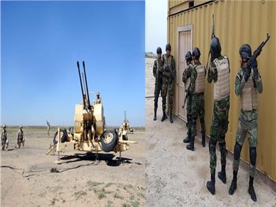 أنشطة مكثفة ضمن فعاليات التدريبات المشتركة «الصباح 1» و«اليرموك 4 » بالكويت