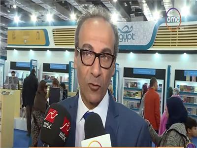 فيديو  هيثم الحاج علي: معرض الكتاب على أعتاب دخول موسوعة جينيس