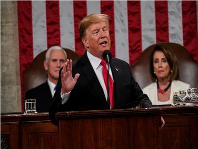 ترامب: الاقتصاد الأمريكي ينمو بسرعة.. وأدعوا الجمهوريين والديموقراطيين للتعاون