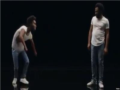 شاهد | بلايموجي راقص من جوجل لمغني الراب  دونالد جلوفر