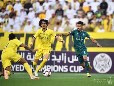 فيديو| أهلي جدة يقترب من نصف نهائي كأس زايد بتعادل ثمين مع الوصل