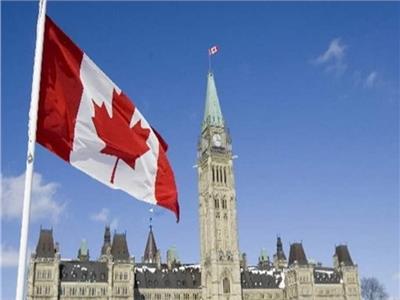 تظاهرات أمام مبنى البرلمان الكندي للمطالبة بتخفيض أعداد المهاجرين