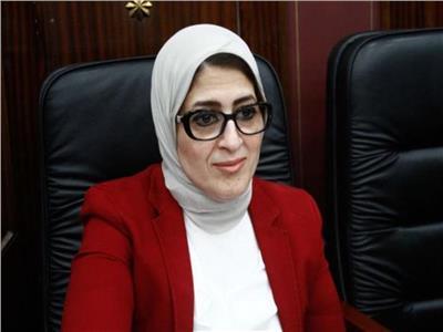 وزيرة الصحة تطلق الحملة القومية للتطعيم ضد شلل الأطفال من بورسعيد.. غداً