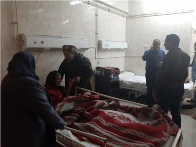 محافظ أسيوط يوجه بمتابعة الحالة الصحية لـ«مسنة» ونقلها لدار رعاية