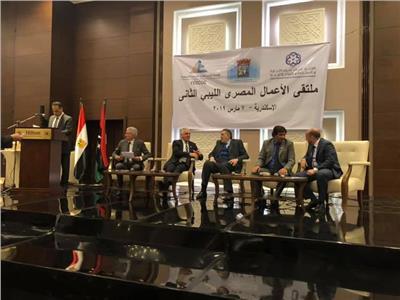 الغرف التجارية تحذر من تأخر دخول الشركات المصرية في إعادة إعمار ليبيا