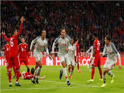 فيديو| «فان دايك» يسجل الهدف الثاني لليفربول في بايرن ميونخ