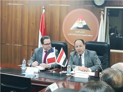 وزير المالية: إنهاء منازعات الشركات الفرنسية بمصر خلال 3 أسابيع