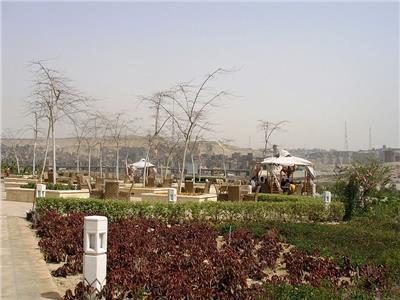 أشهرهم حديقة الأزهر.. تحويل مقالب القمامة لحدائق عامة