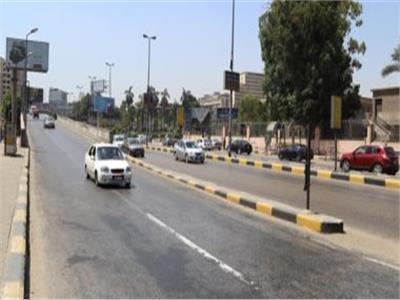 الجمعة 15مارس  سيولة مرورية بميادين القاهرة والجيزة