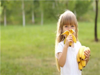 تعرفي على فوائد الموز للأطفال