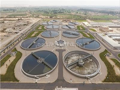 أكبر محطة معالجة بالشرق الأوسط.. الجبل الأصفر تحول 2.5 مليون متر من الصرف يوميا إلى مياه صالحة للرى