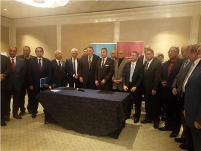 بروتوكول تعاون بين «اتحاد الغرف التجارية» و«بنك مصر» لتنفيذ منظومة اقتصادية حديثة
