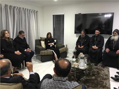 وزيرة الهجرة تلتقي بأعضاء الجالية المصرية بنيوزيلندا