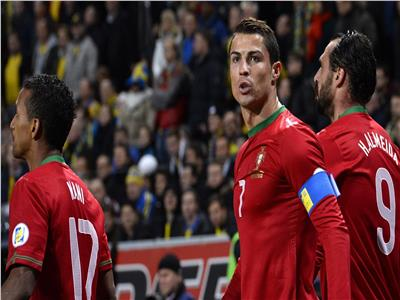كريستيانو رونالدو على رأس تشكيلة البرتغال أمام أوكرانيا