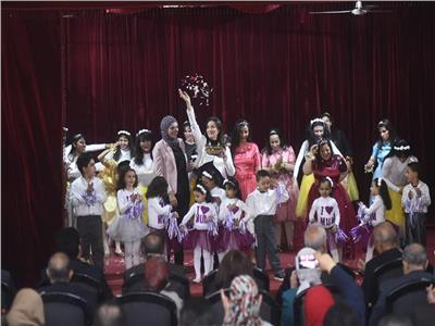 التضامن تحتفل بعيد الأم بمؤسسة التثقيف الفكري بمصر القديمة