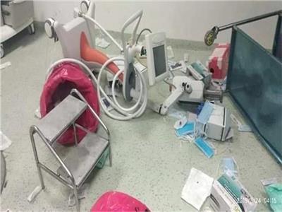 ضبط المتهمين بالاعتداء على معهد القلب