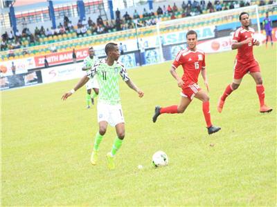 نيجيريا تقسو برباعية على الأولمبي الليبي وتبعده عن تصفيات إفريقيا