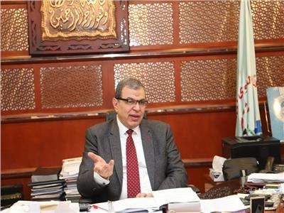 «سعفان» و«الغضبان» يفتتحان مؤتمر المنظومة التربوية بجامعة بورسعيد