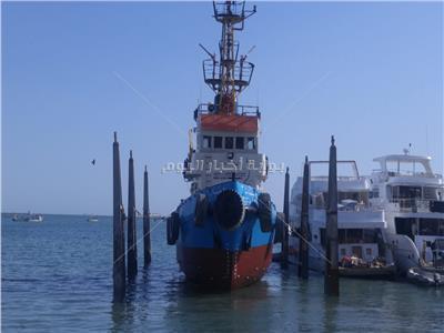 إصلاح القاطرة «جهاد2» وإعادتها للعمل بموانئ البحر الأحمر بتكلفة 14 مليون جنيه