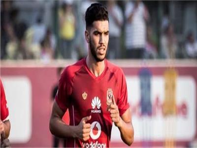«أزارو» يسجل ثاني أهداف الأهلي أمام المقاصة