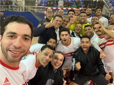 أحمد الأحمر: الزمالك قادر على تقديم عروض قوية بكأس العالم للأندية