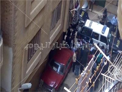 صور| عاطل يقتل إمام مسجد في الهرم