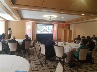 منتدى شباب العالم يعقد جلسة تعريفية في واشنطن