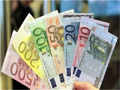 ارتفاع سعر اليورو والإسترليني أمام الجنيه المصري الخميس