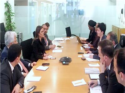 مؤسسة التمويل الدولية لـ«وزيرة الاستثمار»: سنوسع نشاطنا في مصر