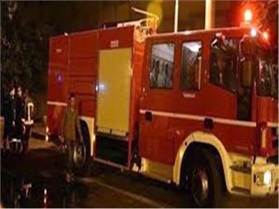 السيطرة على حريق بورشة في مدينة السلام