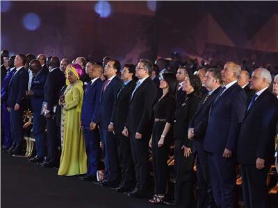 وزير الرياضة: حفل «قرعة أمم أفريقيا» أبهر العالم