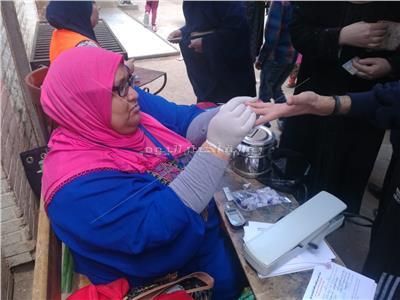 التعديلات الدستورية ٢٠١٩  «١٠٠ مليون صحة» أمام لجان الاستفتاء بالوراق