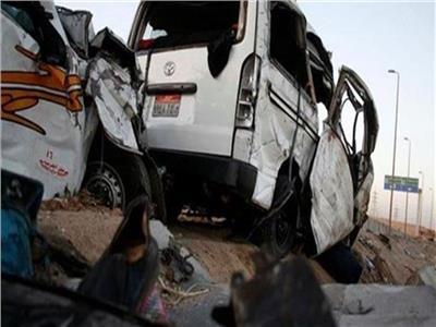 إصابة 8 أشخاص في تصادم أتوبيس وميكروباص بالإسكندرية
