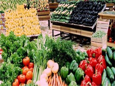 ننشر أسعار الخضروات بسوق العبور اليوم 23 أبريل