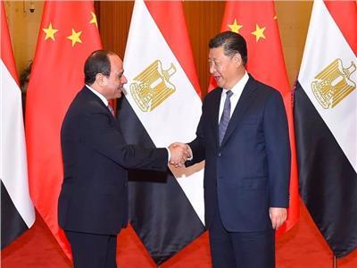 السيسي يستعرض رؤية مصر حول مبادرة الحزام والطريق أمام 37 دولة «الجمعة»