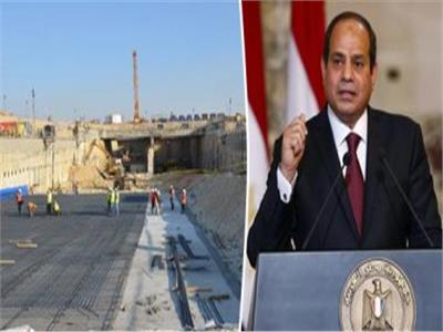 خبير اقتصادي: الرئيس افتتح اليوم مشروعات قومية تشجع على الاستثمار في سيناء