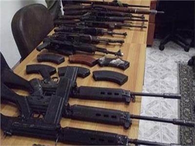 الأمن العام: ضبط 213 قطعة سلاح و279 تاجر مخدرات خلال مداهمات