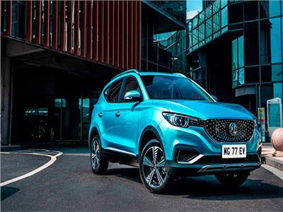 فيديو وصور | MG ZS EV.. لأول مرة في أوروبا بمعرض لندن للسيارات