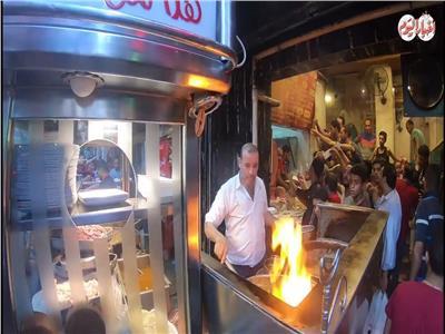 فيديو  «ملوك الشعبي».. مطعم «بيبو» ملك الطواجن واللحمة المحمرة