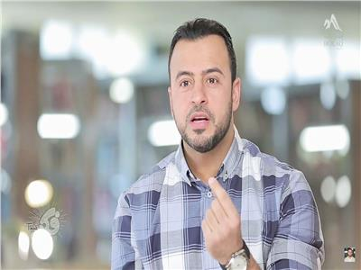 مصطفى حسني يتحدث عن «الحب»: لا نستطيع الاستغناء عنه