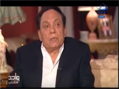"""عمرو الليثي ينشر فيديو نادر للفنان عادل إمام بـ""""واحد من الناس"""" بمناسبة عيد ميلاده"""