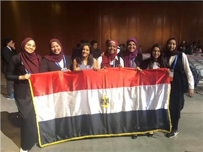 طلاب مصر يحصدون الجوائز بمعرض «إنتل» الدولي للعلوم والهندسة