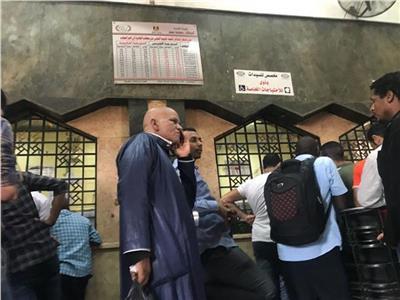السكة الحديد تكشف حقيقة زيادة أسعار تذاكر القطارات خلال عيد الفطر
