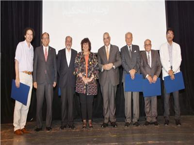 وزير الثقافة تسلم جوائز مسابقة «تراثي ٤»