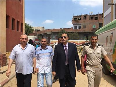 إعادة المرافعة في قضية اقتحام مركز شرطة أبو قرقاص بالمنيا
